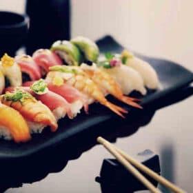 Lær at lave sushi