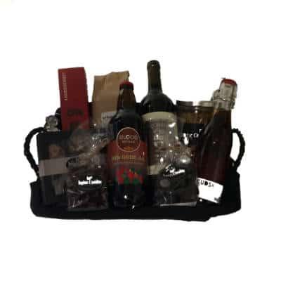Giv en Ølgod Bryghus gavekurv med øl