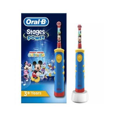Køb en Oral-B tandbørste til små børn