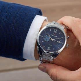 Flot og stilfuldt ur
