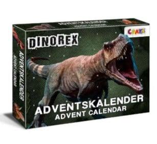 Dinosaur Dinorex Julekalende
