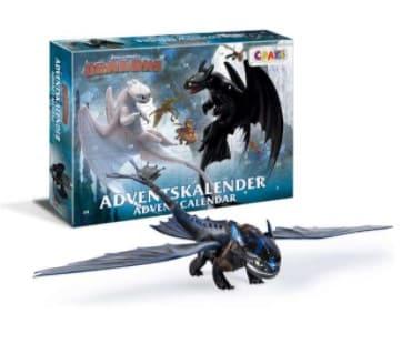 Dragons Julekalender